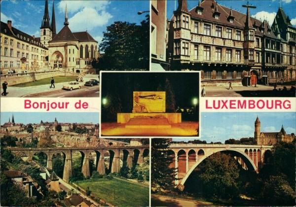 Luxenburg Vorderseite