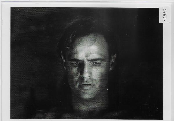 Marlon Brandon 1961 - Photo: Sam Shaw