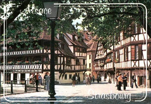 Strasbourg Vorderseite