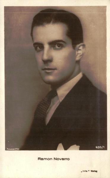Ramon Novarro Vorderseite