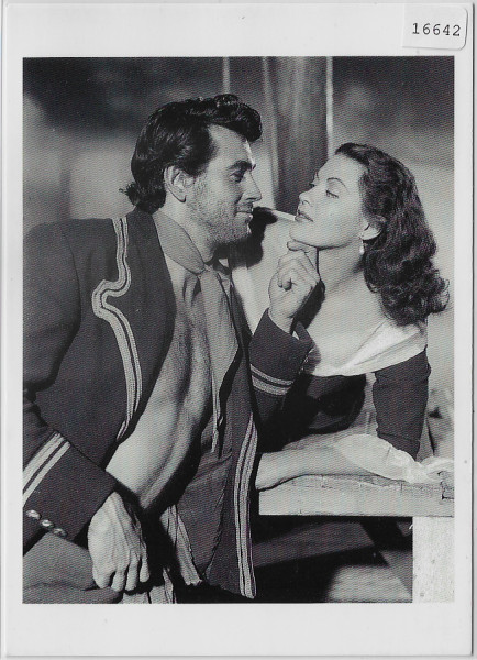 Rock Hudson & Cyonne de Carlo - Sea Devils - Raoul Walsh 1952