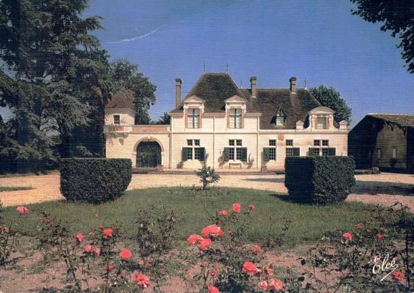 Les Beaux Chateaux du Medoc, Le Château Rausan Ségla Vorderseite