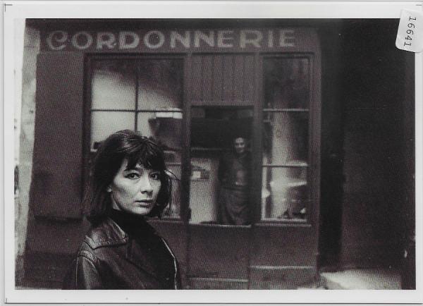 Juliette Greco - Paris 1960