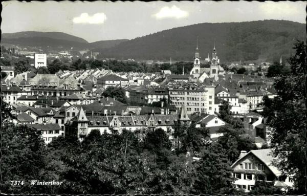 Winterthur Vorderseite