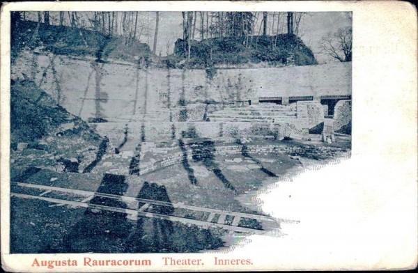 Augusta Rauracorum, Augst Vorderseite