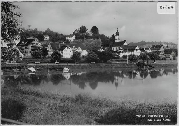Rheineck - Am alten Rhein