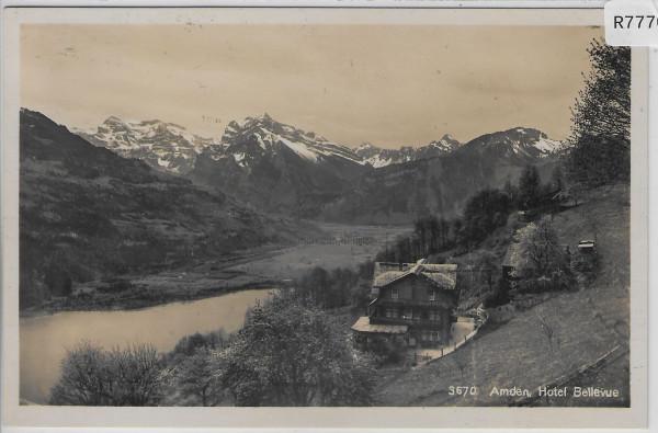 Amden - Hotel Bellevue