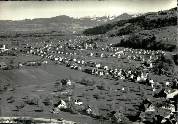 Rheineck und Vorarlberg Vorderseite