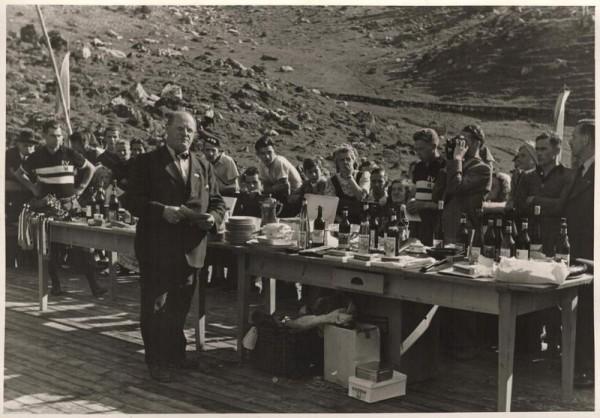 Bergrennen Herisau-Schwägalp. 28.9.1941 Vorderseite
