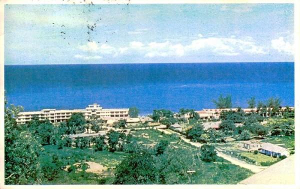Montego Bay, Montego Beach and Sunset Lodge Hotel Vorderseite
