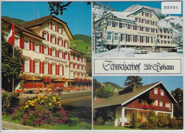 Alt St. Johann - Hotel Schweizerhof