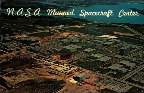 Manned Spacecraft Center NASA
