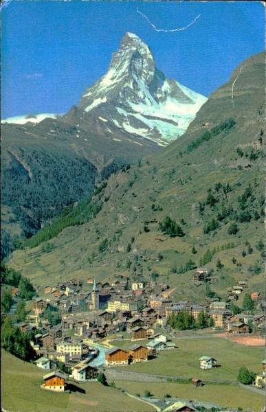 Zermatt Vorderseite
