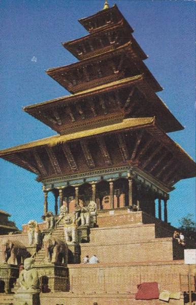 Nyatapola Temple - Bhaktapur