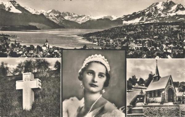 Küssnacht, Gedächtniskapelle Königin Astrid von Belgien Vorderseite