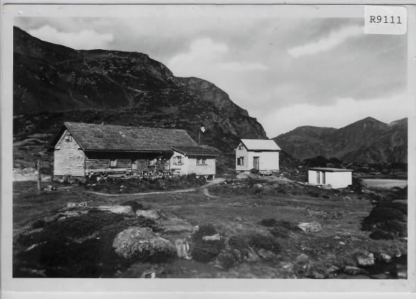 Passantenhaus mit Pension zur Fischerhütte Murgsee