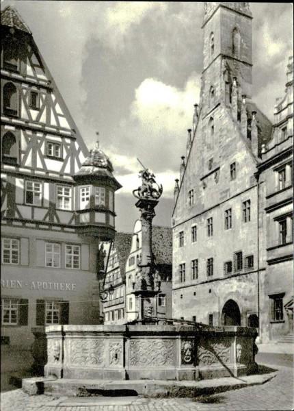 Rothenburg Vorderseite