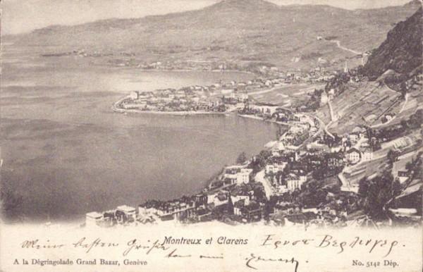 Montreux et Clarens