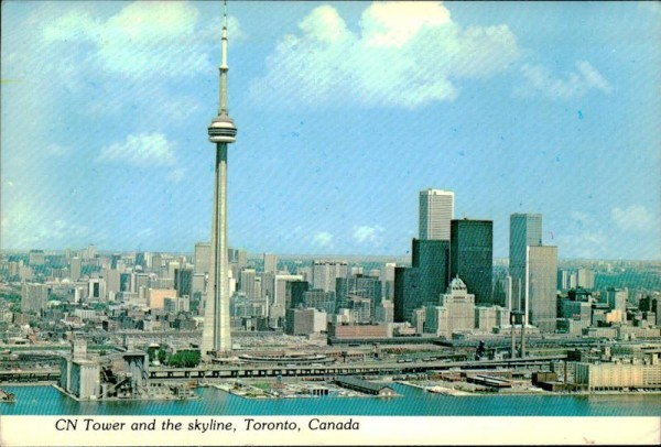 Toronto Vorderseite