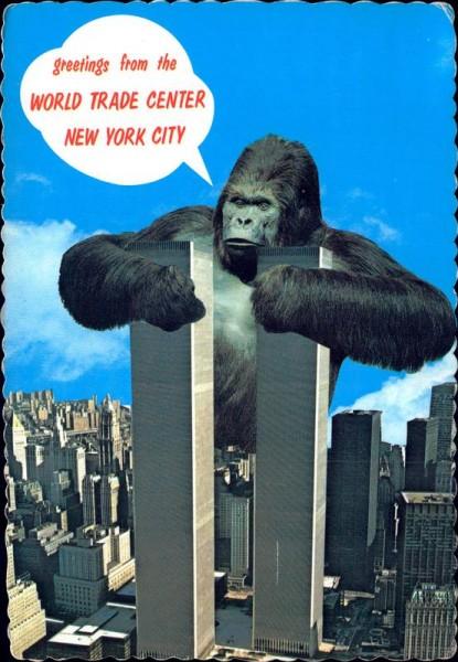 World Trade Center, New York Vorderseite