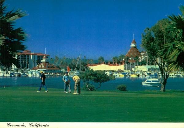 Coronado, California Vorderseite