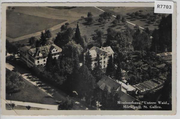 Missionshaus Untere Waid Mörschwil SG