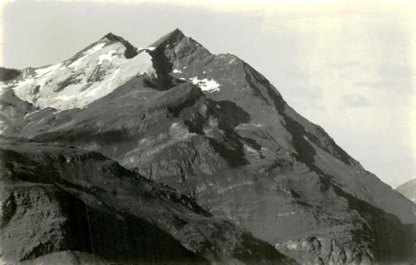 Mettelhorn, Zermatt Vorderseite