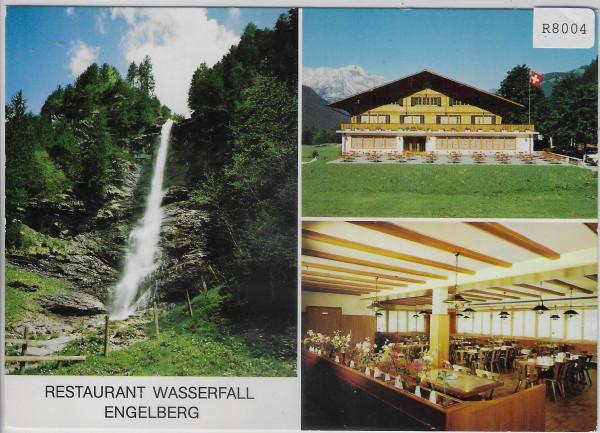 Restaurant Wasserfall - Engelberg