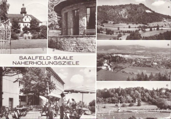 Saalfeld Saale
