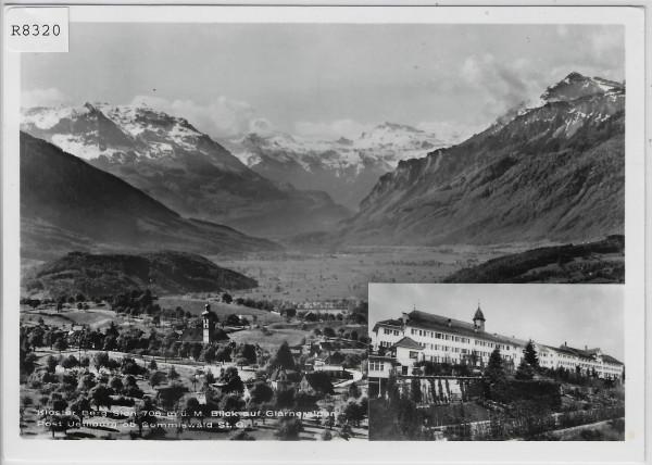 Kloster Berg Sion - Post Uetliburg Gommiswald
