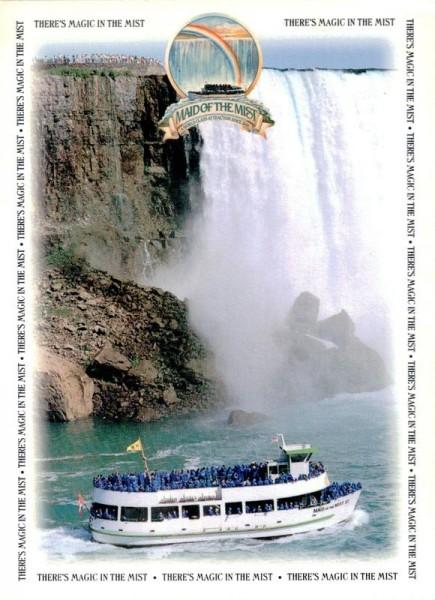 Niagara Falls Vorderseite
