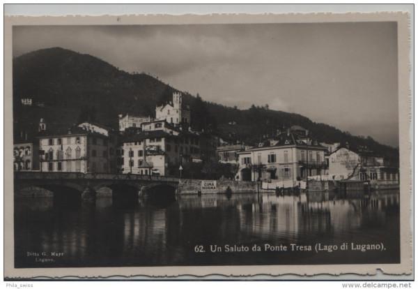 Ponte Tresa, Un Saluto da (Lago di Lugano) 62